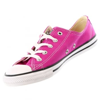 Converse All Star Dainty Ox in Plastic Pink