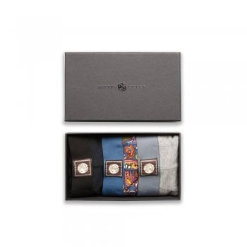 Pretty Green 3 Pack Boxer Shorts Gift Set in Multicoloured