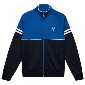 Sergio Tacchini Orion Tracktop Archivo in Royal and Navy