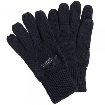 Superdry Orange Label Glove in Basalt Navy Grit