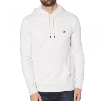 Original Penguin Hoodie Light Grey Melange
