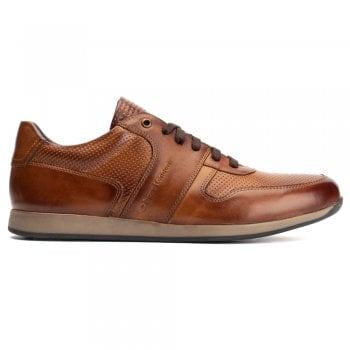 Base London Dakota Burnished Tan