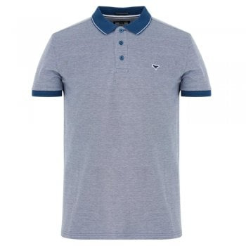 Weekend Offender Sonny Aegean/White Polo Shirt
