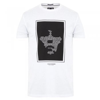 Weekend Offender F.E.A.R Tee Shirt in White