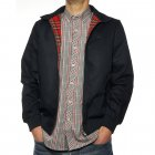 Harrington Casual Jacket in Navy