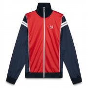 Scirocco Tracktop Archivo in Red and Navy