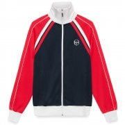 Ghibli Tracktop Archivo in Navy and Red