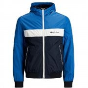 Jcopete Light Jacket in Classic Block Blue